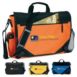 BIC Graphic® Hurricane Courier Briefcase